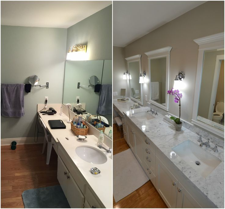 Best Before After Photos Images On Pinterest Ontario - Bathroom remodel huntington beach
