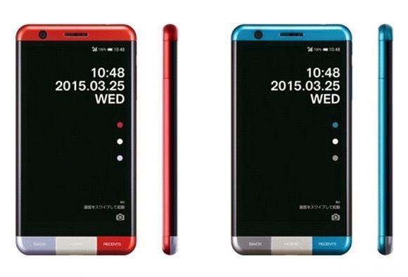 Японский оператор мобильной связи KDDI и дизайнер Наото Фукасава представили новый смартфон в алюминиевом корпусе.