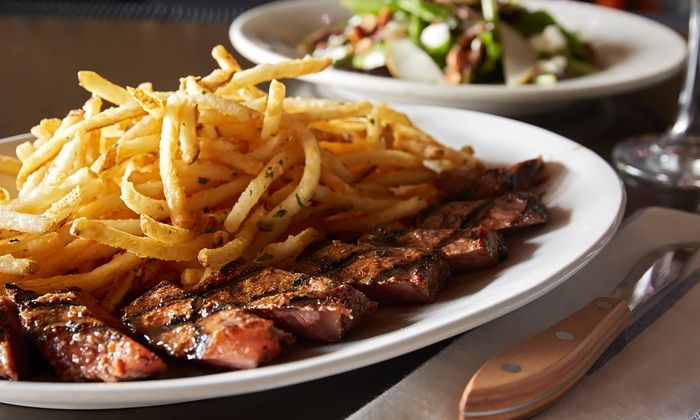 The Locker Room Sports Bar & Grill - Falls Church: American Pub Food for Two or Four at The Locker Room Sports Bar & Grill (57% Off)