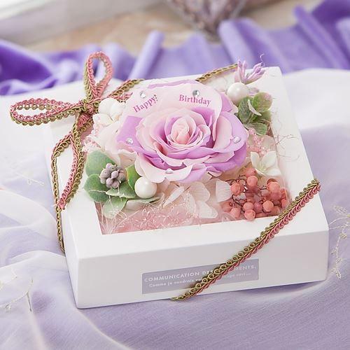 preserved flower「レター・ローズ~想いを込めて~」