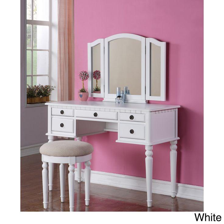 25 Best Mirrored Vanity Table Ideas On Pinterest