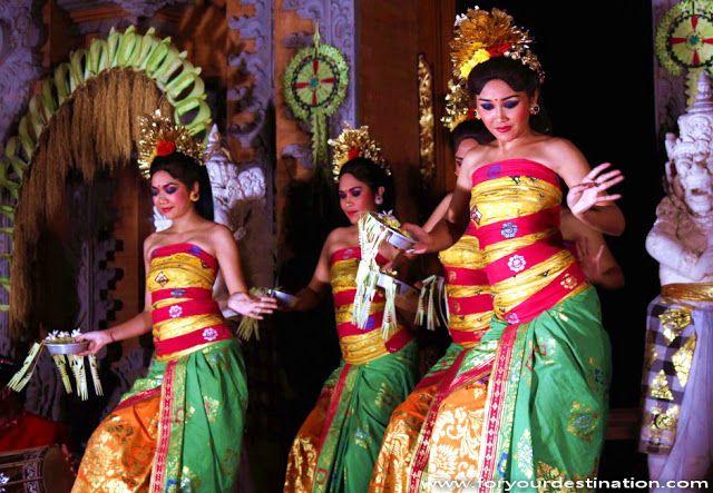 Ubud Palace Balinese Dance
