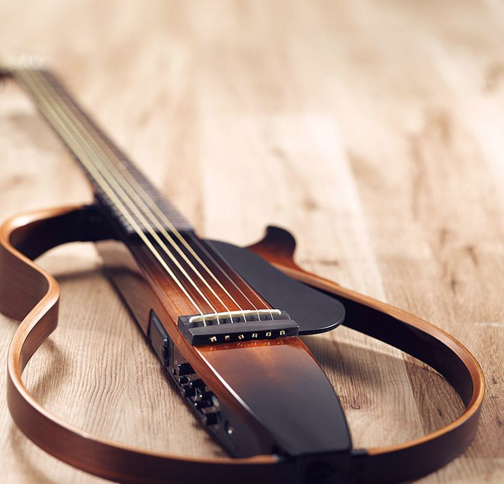 Inspiration: Yamaha Silent Guitar
