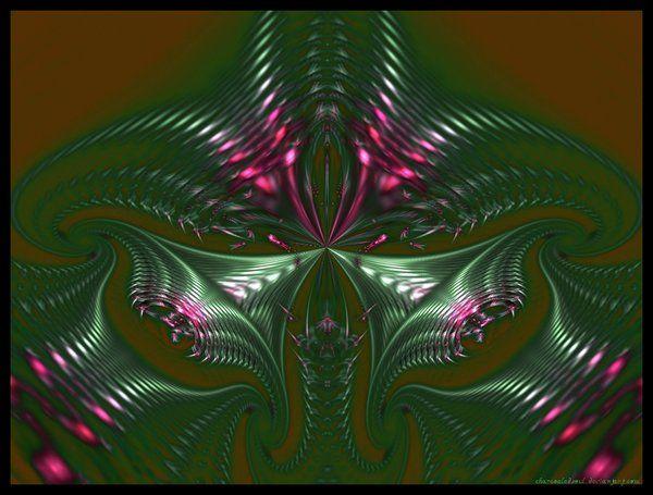 Pszichedelikus Shroom által ImagersFractalDDs