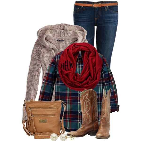 """'Round Here"" by qtpiekelso on Polyvore"