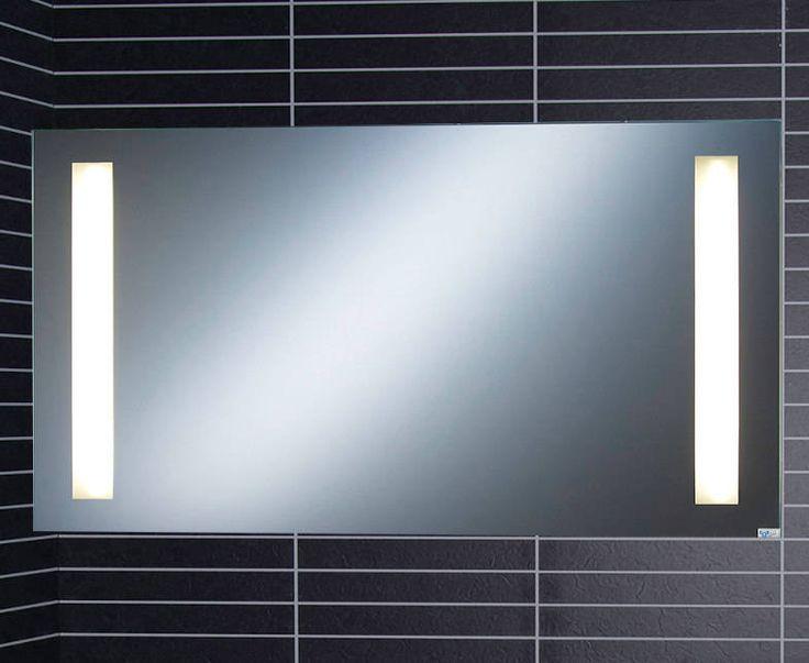 Valopeili LED-valaisimella Tammiholma Wigan 120x60 cm 28 W pistorasia huurteenesto