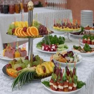 Summer Wedding Reception Menu Ideas