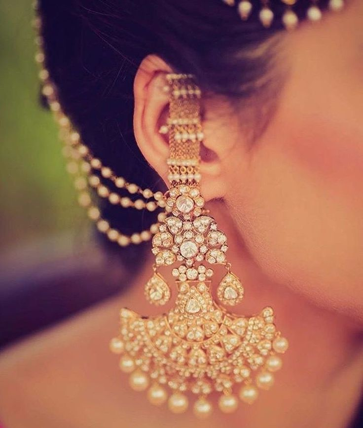 Best 25+ Indian earrings ideas on Pinterest | Indian ...