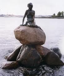 La Sirenita. Copenhage