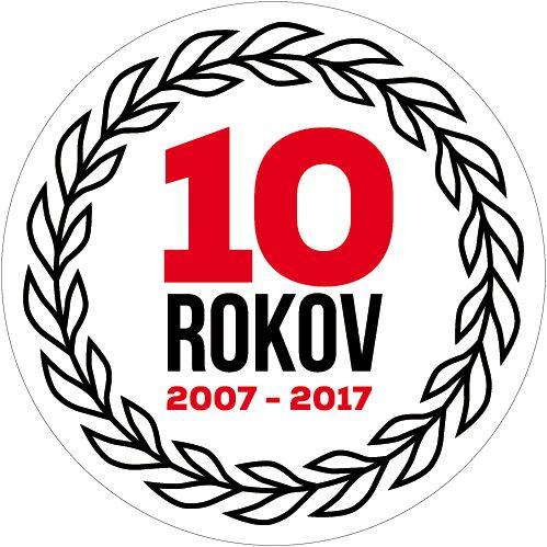 euroinex 10 rokov