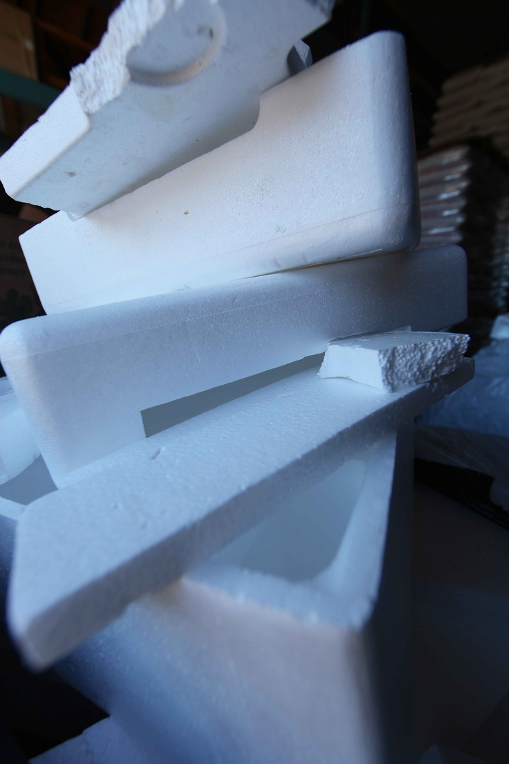 Can you recycle styrofoam? Yes! Learn why it's important to do so.