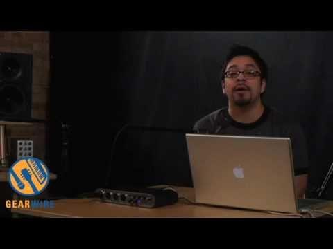 M-Audio Fast Track Ultra: M-Audio's David Muniz Shows Us This M-Powerful Interface - YouTube