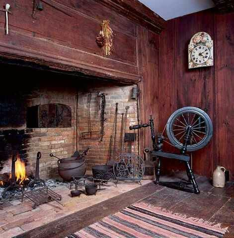 Early homes magazine would love to have one of these big for Country home and hearth