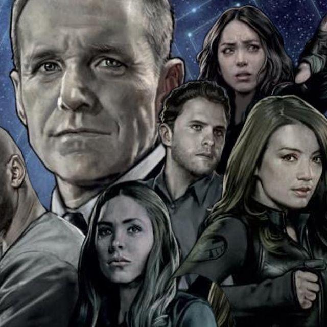 Série 'Agents of S.H.I.E.L.D.' assinala o 100º episódio... ver mais em www.bdcomics.pt #bdcomicspt