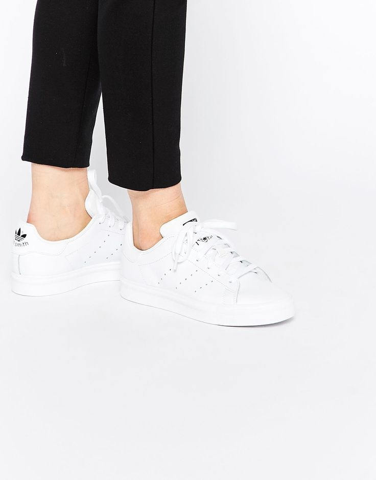 Adidas Originals - Stan Smith - Baskets - Blanc