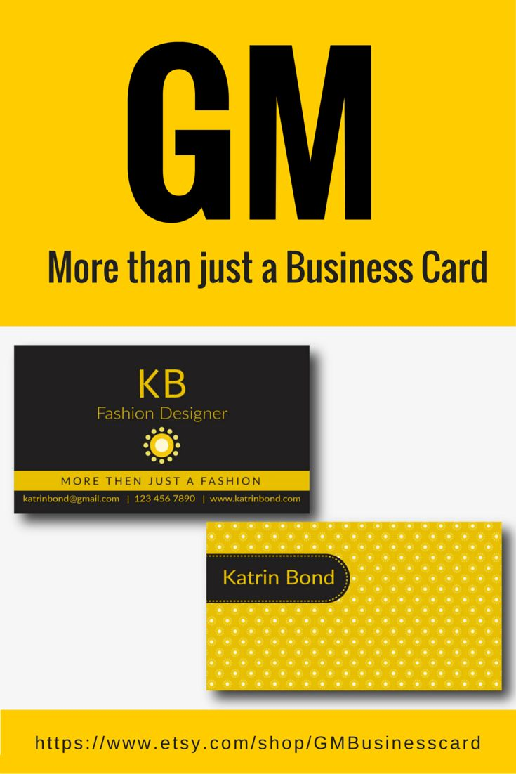 171 best business cards images on pinterest business branding more then just a business card reheart Image collections