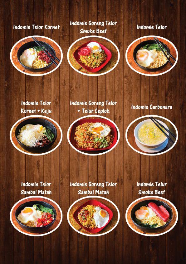 Desain Menu Mie Foto Makanan Dan Minuman Desain Menu Ide Makanan