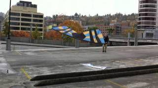 Urban Rev Party (quad kite)