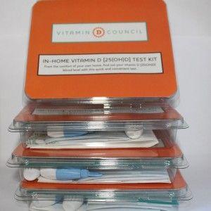 Test kit-fourpack