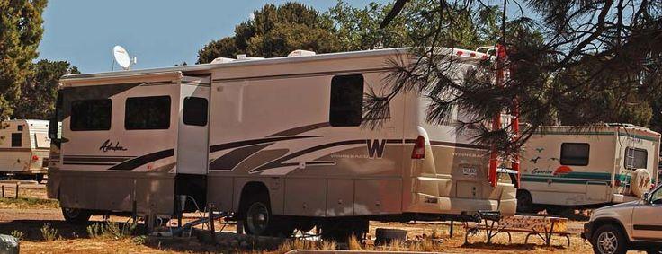Camping & RV Parks near South Rim
