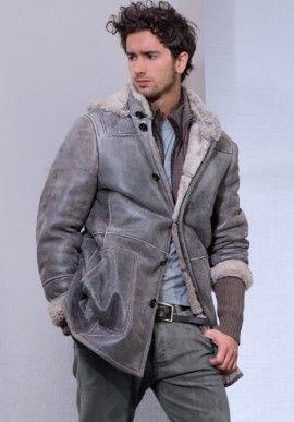Coat - sheepskin BUY IT NOW ON www.dezzy.it!