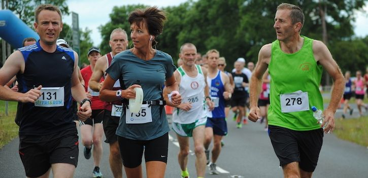One runner shares rules everyone should follow on the run.