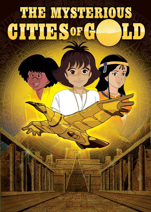 The Mysterious Cities of Gold (1982) - as a child this seemed to go on forever - tonight I found out there were 39 episodes