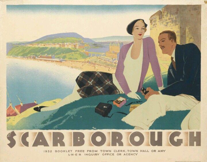 Vintage BR Burnham On Sea Somerset Railway Poster A4//A3//A2//A1 Print