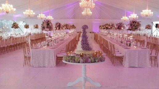 Another marquee wedding...perfected...   Coordinator: www.weddingsbymarius.co.za