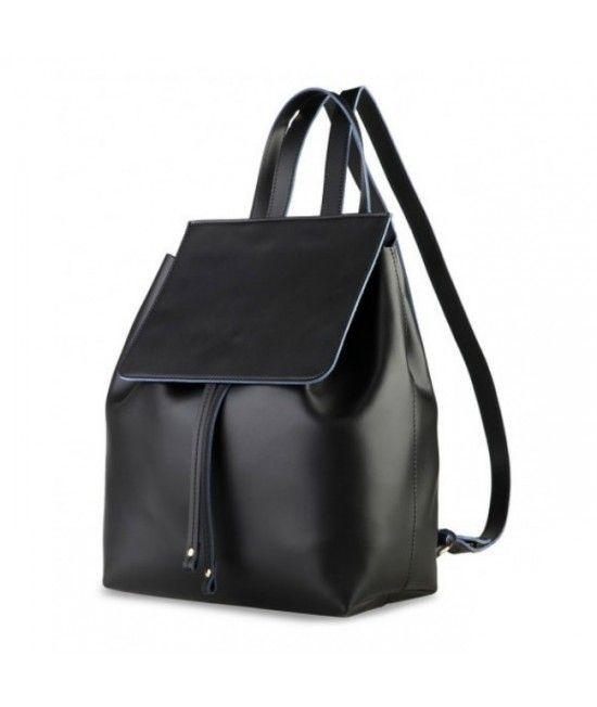 Geanta din piele Made in Italy Black   #geanta  #cadouri  #fashion