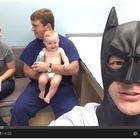 "Huntsville pediatrician Dr. Brian Patz riffs on the popular internet ""Bat Dad"" videos with one of his own called ""Bat Doc."" In the video, he dispenses medical advice - some helpful, some silly - wearing a full Batman mask and speaking in a raspy voice."