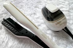 Steam Hair Straighteners Beauty Blog Review