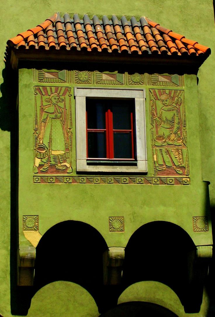 Poznan Poland, kadr ze Starego Rynku [fot.Karolina Zwierzyńska]