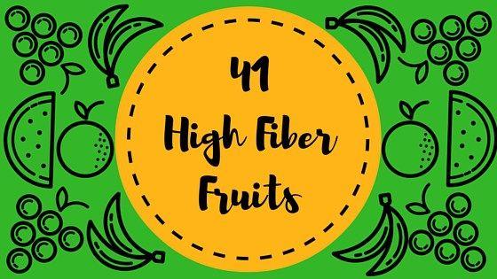 Best 25+ High fiber fruits ideas on Pinterest