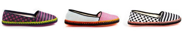 With her merry mix of colors and prints, British accessories designer Sophia Webster has become a go-to source for playful footwear. Any of these espadrilles will instantly add pep to your summertime look.