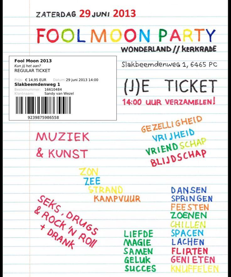 Fool Moon 29-06-2013