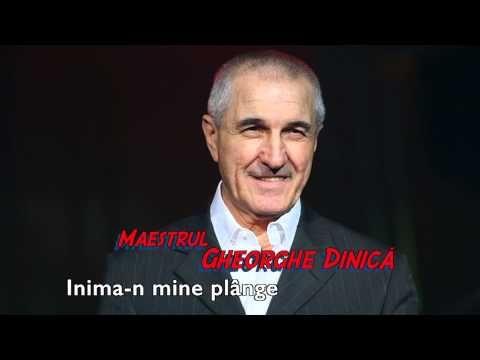 Gheorghe Dinica: povestea unei vieti | Ziarul Metropolis
