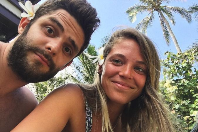 18 Instagram Pictures That Prove Thomas Rhett and Lauren Akins Have A Love That Will Test Time