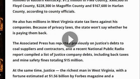 NOW To The West Virginia candidate for governor owes millions in taxes: IN ORDER TO REACH AND INFORM AS MANY PEOPLE IN THE WORLD AS…