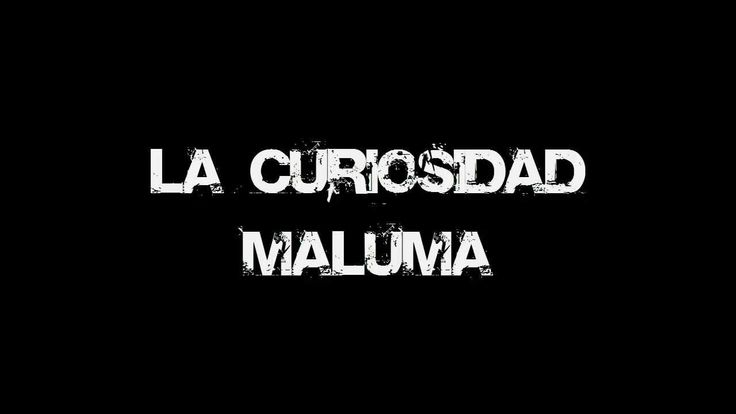 La Curiosidad | Maluma | Letra HD