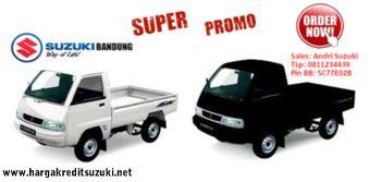 Harga dan Kredit Suzuki Carry Pick Up Futura Garut