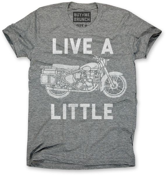 17 best images about motorbike t shirt on pinterest for Buy me brunch shirts