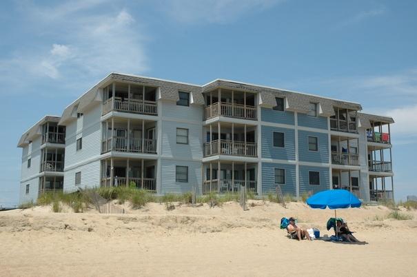 Kill Devil Hills Vacation Rental: Admirals View II - Camp Cloud AV2-1D    Outer Banks Rentals