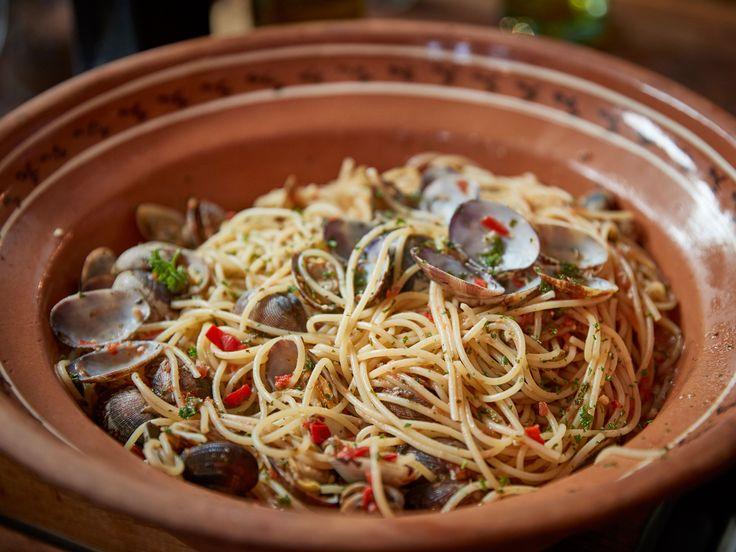 Per Morbergs heta pasta vongole | Recept från Köket.se