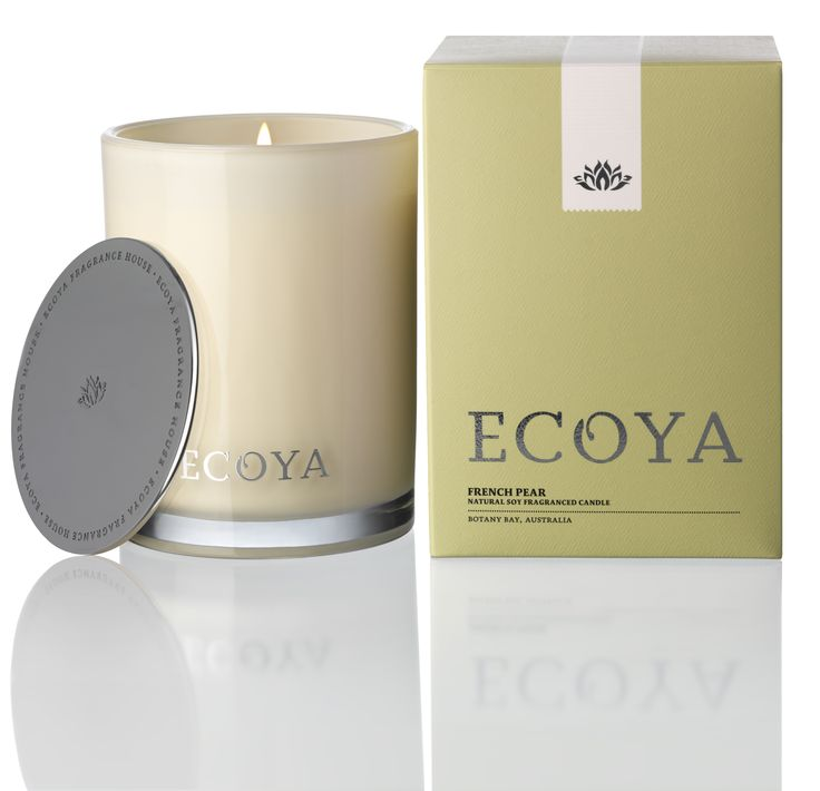 Ecoya French Pear Madison Jar #Ecoya #FrenchPear #230points