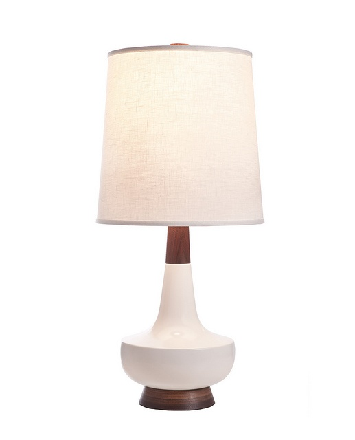 Caravan Pacific--bought this lamp on their Kickstarter campaign!  repin?