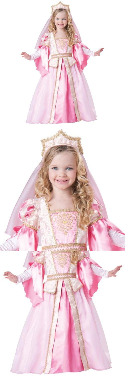 Kids Costumes: Princess Costumes For Toddlers Sleeping Beauty Aurora Halloween Fancy Dress BUY IT NOW ONLY: $44.19