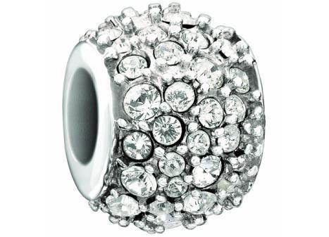 Jeweled Kaleidoscope- Clear