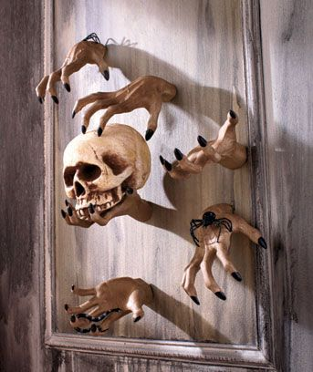 Creepy Hand Wall Hangers $4.95 each  Clawing 612285-7WH7-CLW In stock		$4.95 each	Qty:	 Grabbing 612285-7WH7-GRB In stock		$4.95 each