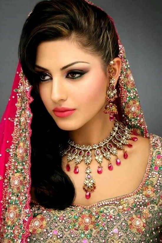 North Bridal Hairstyles With Flowers : Best 34 indian wedding hairstyles. images on pinterest other